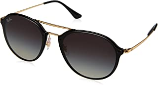 Women's Blaze Flat Lens Aviator Sunglasses
