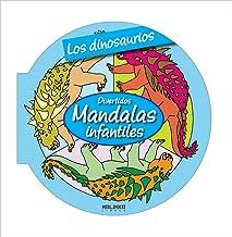 Los dinosaurios (Mandalas infantiles) - 9788415322269