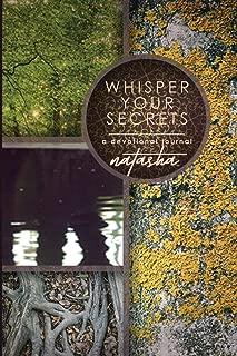 Whisper Your Secrets: A Devotional Journal