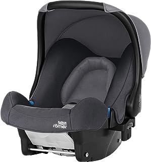 römer babyschale Britax Römer Babyschale Geburt - 13 Monate I 0 - 13 kg I BABY-SAFE Autositz Gruppe 0 I Storm Grey