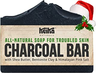 Best black charcoal soap bar Reviews