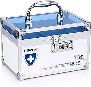 Cajas de seguridad para medicamentos con cerradura, de Remylady, organizador con combinación