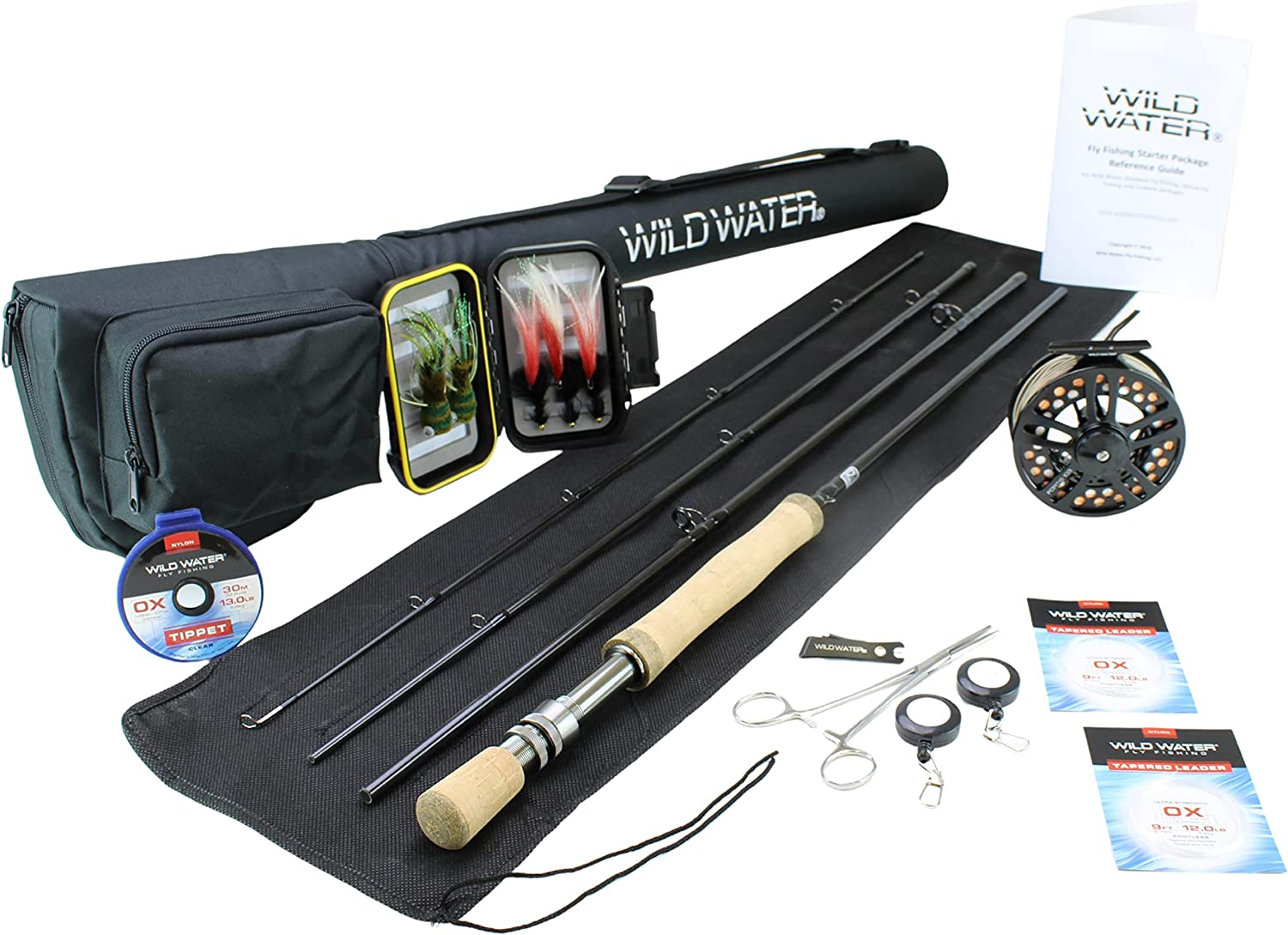 Wild Water Fly Fishing Fortis 2021 Ultra-Cheap Deals Series Fo 9 CNC Reel Machined