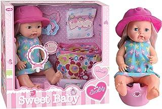 Basmah 16inch Leak Doll Set W/Sound 32-1326475