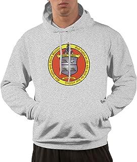 3rd Battalion 11th Marines Mens Hoodies Hooded Sweatshirt with Pocket