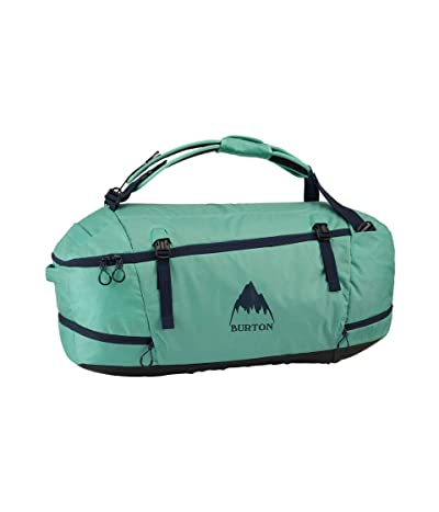 Burton Multipath Duffel 90L (Buoy Blue Coated) Duffel Bags