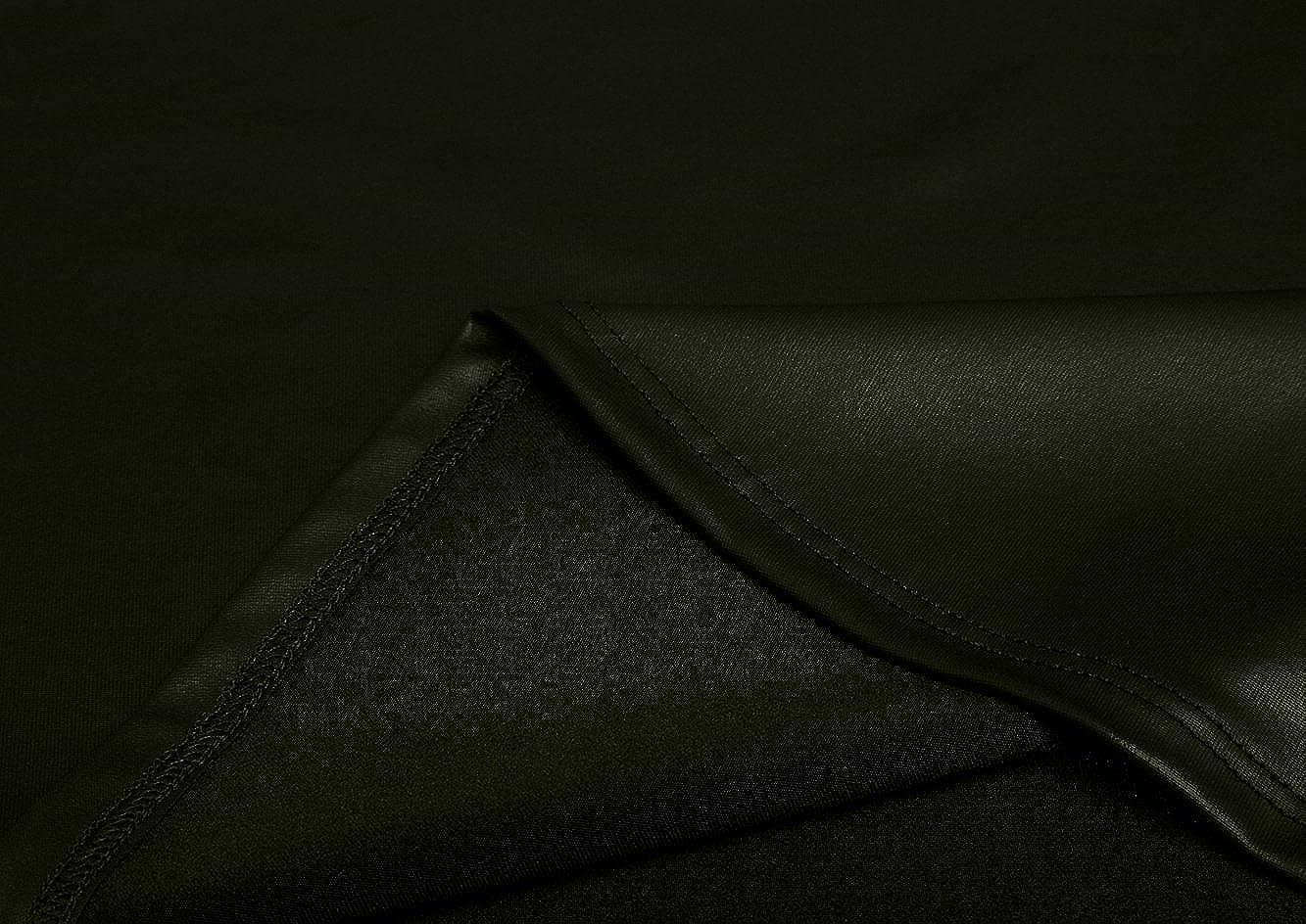Womens Faux Leather Skater Skirt Short a Line Mini Skirt - Made in USA