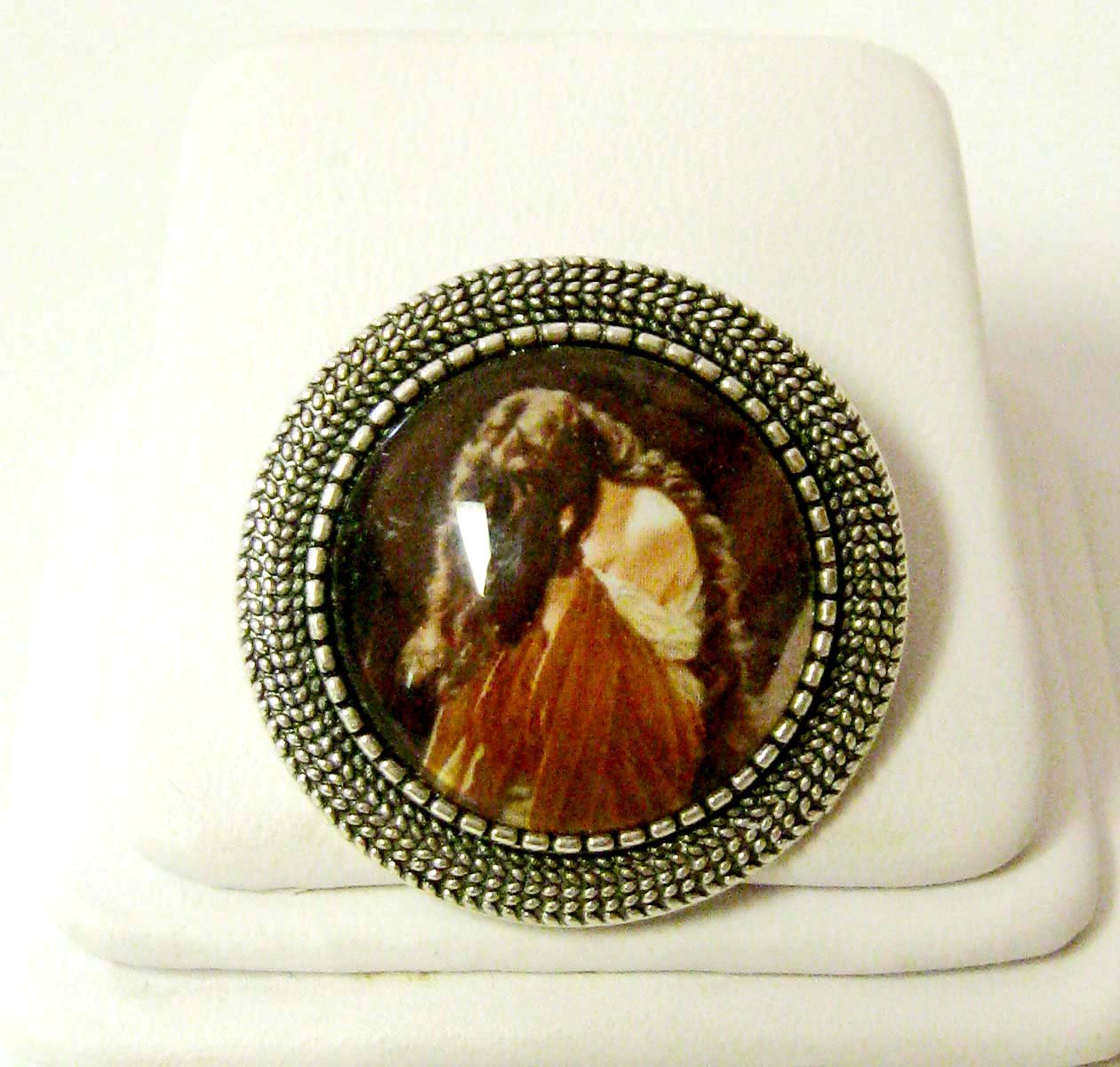 Sale special price Mary Magdalene brooch Max 81% OFF - BR09-012