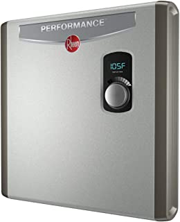 Performance 27 kw Self-Modulating 5.3 GPM Electric Tankless Water Heater