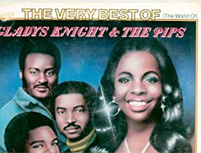 Gladys Knight & The Pips ~ The Very Best Of (The World Of) (Original 1975 United Artists Records 503 LP Vinyl Album NEW Factory Sealed in the Original Shrinkwrap ~ Features 10 Tracks ~ See Seller's Description For Track Listing With Timing)