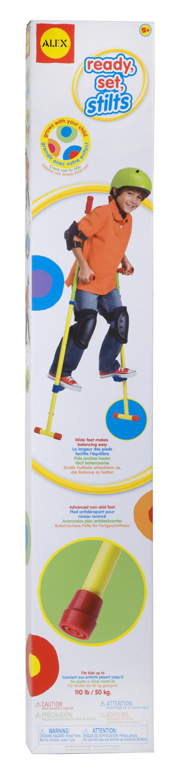ALEX Toys Active Ready Stilts