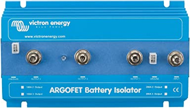 Victron Energy Argo FET Battery Isolator, 200A, 3 Batt.