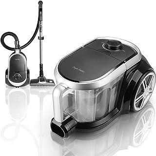 comprar comparacion Taylor Swoden Katar – Aspirador sin bolsa 800W | Filtro HEPA, depósito 3 litros | Cepillo para alfombras y suelo duro, cep...