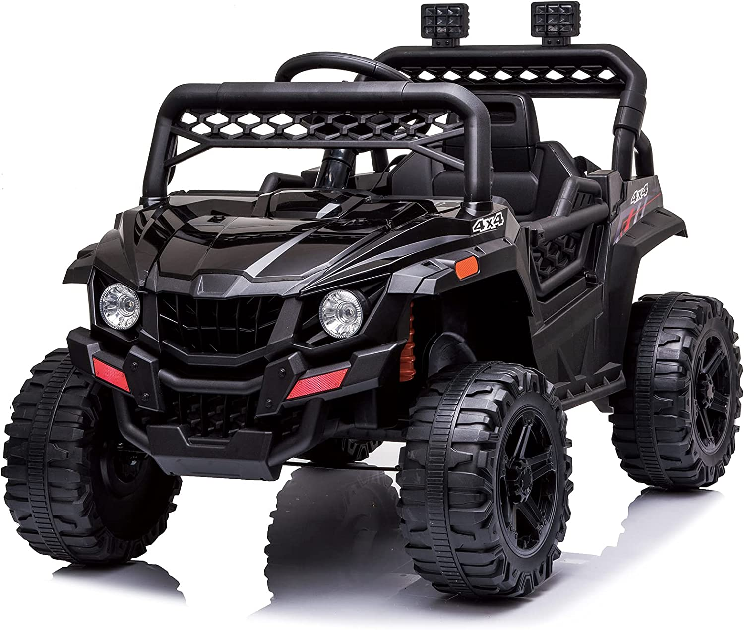 Track Seven Powered Ride-On UTV Battery On Ride 12V Max 66% OFF Truc Dealing full price reduction