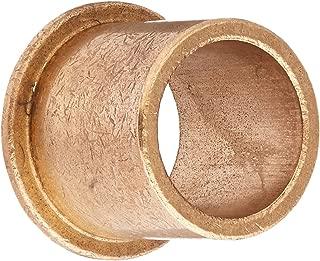 Bunting Bearings EF162020 Flanged Bearings, Powdered Metal, SAE 841, 1