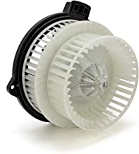 Replacement AC Heater Blower Motor with Fan - Fits Toyota Prius 2001, 2002, 2003, 2004, 2005, 2006, 2007, 2008, 2009 - Replaces 87130-47091, 87103-47020, 87103-47050, 75774, 3010092, PM9249, 700153