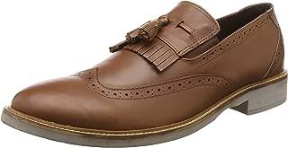 Carlton London Men's Pip Leather Formal Shoes