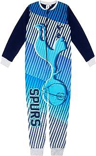 Tottenham Hotspur FC - Pijama de una Pieza para niño - Forro Polar - Producto Oficial