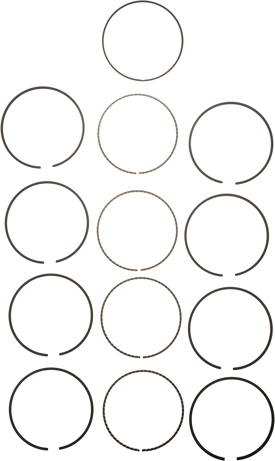 Hastings Free Shipping Cheap Bargain Gift 2C4651 4-Cylinder Set Great interest Ring Piston