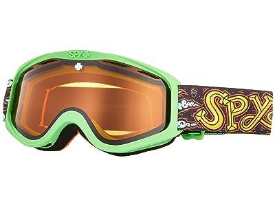 Spy Optic Cadet (Dirty Dog Hd Ll Persimmon) Goggles