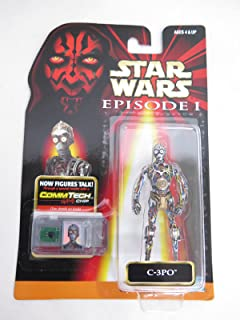 Takara Tomy Star Wars (Star Wars) Episode 1 Comtech Figure Collection C-3PO (Japan Import)
