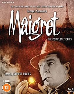 Maigret: The Complete Series [Blu-ray]