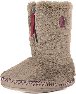 7cb67b0824387 Amazon.co.uk: Grey - Boots / Women's Shoes: Shoes & Bags