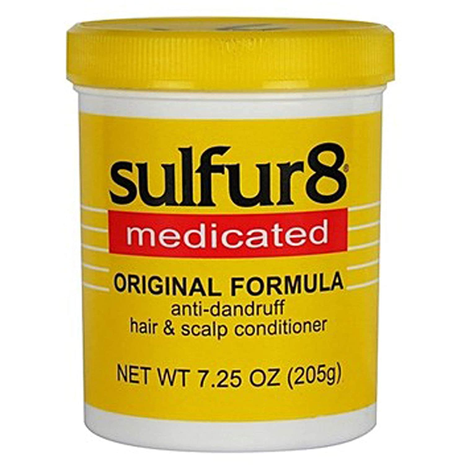 5 ☆ popular Sulfur8 Medicated 70% OFF Outlet Anti-Dandruff Hair and Origi Scalp Conditioner