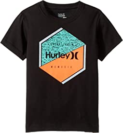 Dri-Fit Hurley Hex Tee (Little Kids)