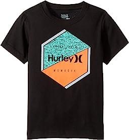 Dri-Fit Hurley Hex Tee (Little Kids)