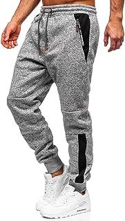 BOLF Hombre Pantalón De Chándal Jogger Pantalones Deportivos Estilo Urbano Mix 6F6