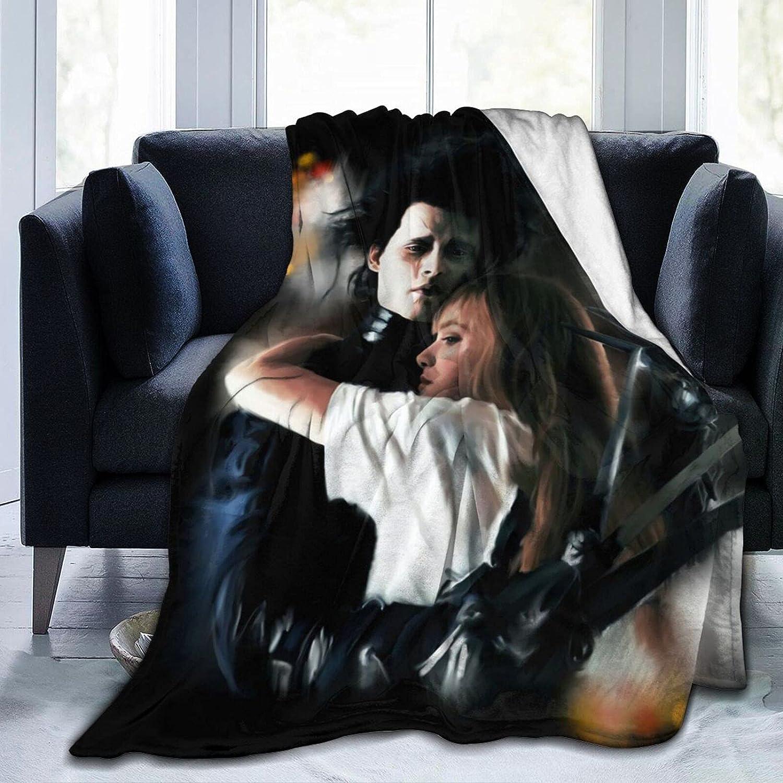 Edward Scissorhands Recommendation Blanket Throw Blankets Soft Ultra Flannel Li Oklahoma City Mall