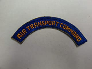 Military Patch Older German Made TAB AIR Transport Command