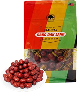 DOL Organic Dried Chinese Red Dates Jujube Hong Zao ??,Grocery & Gourmet Food Snack Foods Dried Fruit & Raisins Dates 1LB/bag