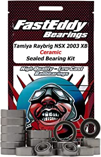 Tamiya Raybrig NSX 2003 (TB-02) XB Ceramic Sealed Bearing Kit