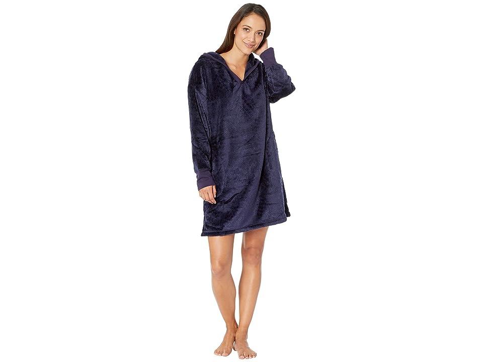 Nautica Cozy Sleep Lounger (Navy Cable) Women