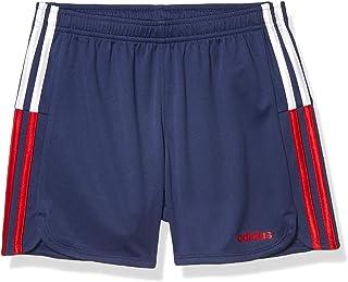 adidas Pantalones cortos deportivos deportivos para niñas