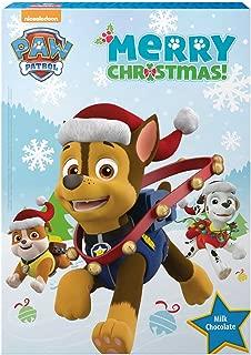 Paw Patrol Chocolate Advent Calendar for Christmas countdown