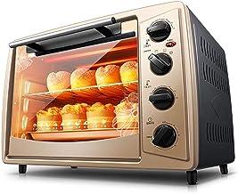 Z-Color Mini Horno para Hornear doméstico automático multifunción de Tres Capas - Horno de la tostadora del hogar de la Gran Capacidad 30L