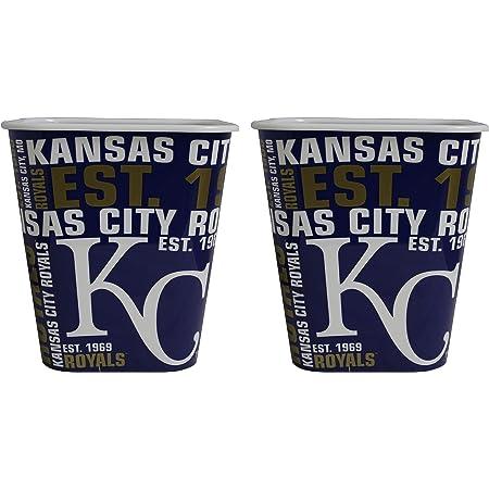 3 Liter Reusable Plastic Snack Bucket 2 Pack