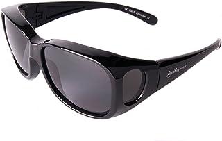 Modelglasses RC オーバーサングラスM (ブラック)- Black Overglasses