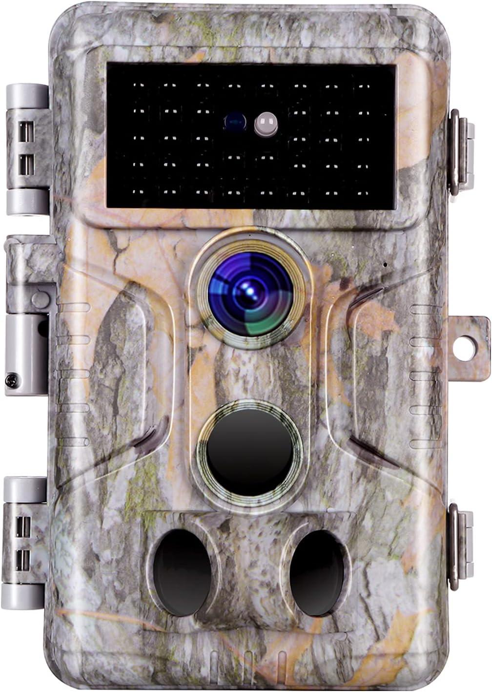 BlazeVideo Camo Stealth Outdoor Game Vi 1296P Trail Cameras Ranking TOP7 24MP Ranking TOP2