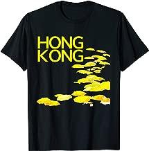 Hong Kong (Yellow Umbrellas Shirt)