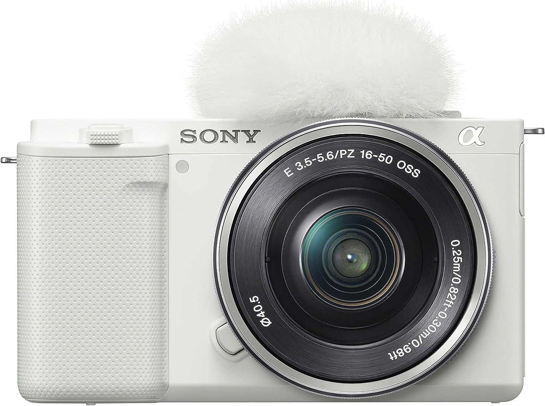 Sony Alpha ZV-E10 Mirrorless Camera
