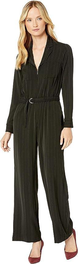 Euro Stripe Black