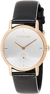Calvin Klein Established Quartz Silver Dial Ladies Watch K9H2Y6C6