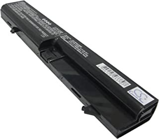 Replacement Battery for HP 4410t Mobile Thin Client, ProBook 4405, ProBook 4406, ProBook 4410s, ProBook 4411s, ProBook 4412, ProBook 4413, ProBook 4415s, ProBook 4416s, ProBook 4418