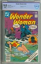 WONDER WOMAN #234 CBCS 9.8 WHITE PAGES