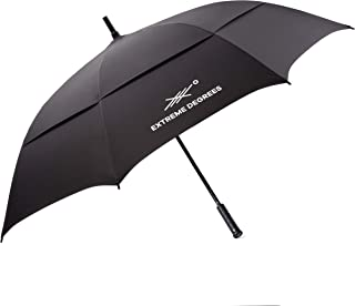 black golf umbrella uk