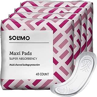 natracare maxi pads regular